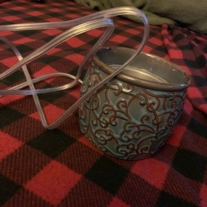 Wax warmer and candle!